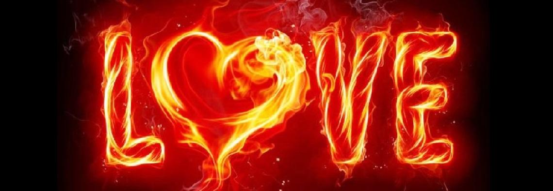 Feuershow Hochzeit Liebe