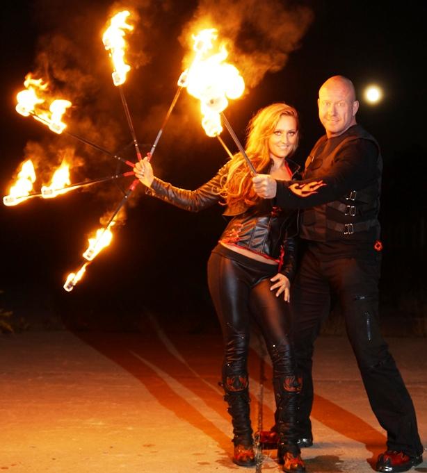 Feuershowteam Beauty & Fire