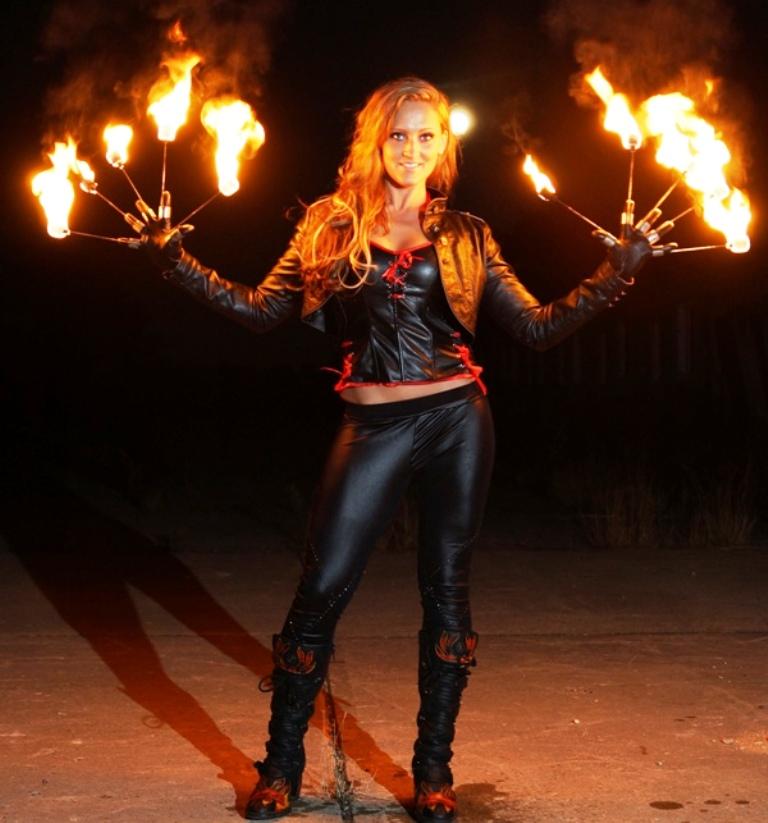 Firegirl Angelina